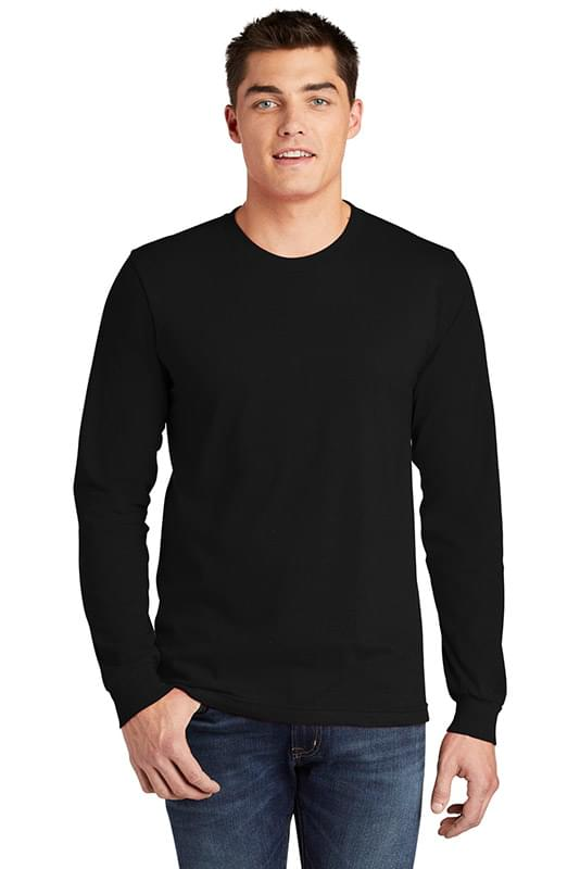 American Apparel  ®  Fine Jersey Long Sleeve T-Shirt. 2007W