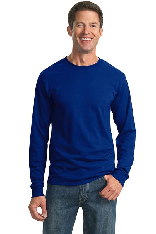 JERZEES ®  - Dri-Power ®  50/50 Cotton/Poly Long Sleeve T-Shirt.  29LS