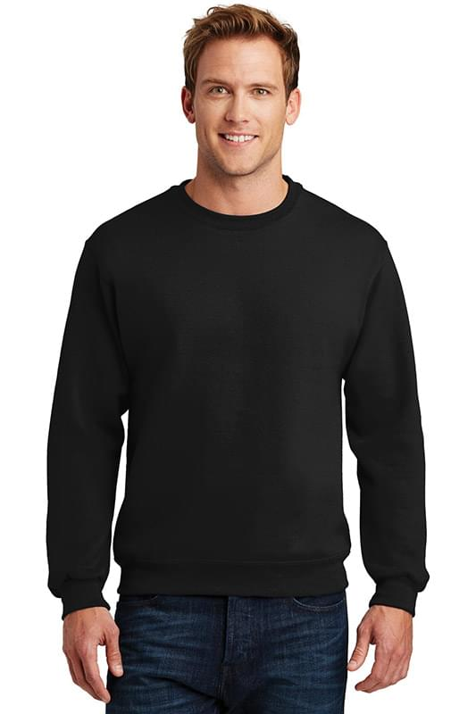 JERZEES ®  SUPER SWEATS ®  NuBlend ®  - Crewneck Sweatshirt.  4662M