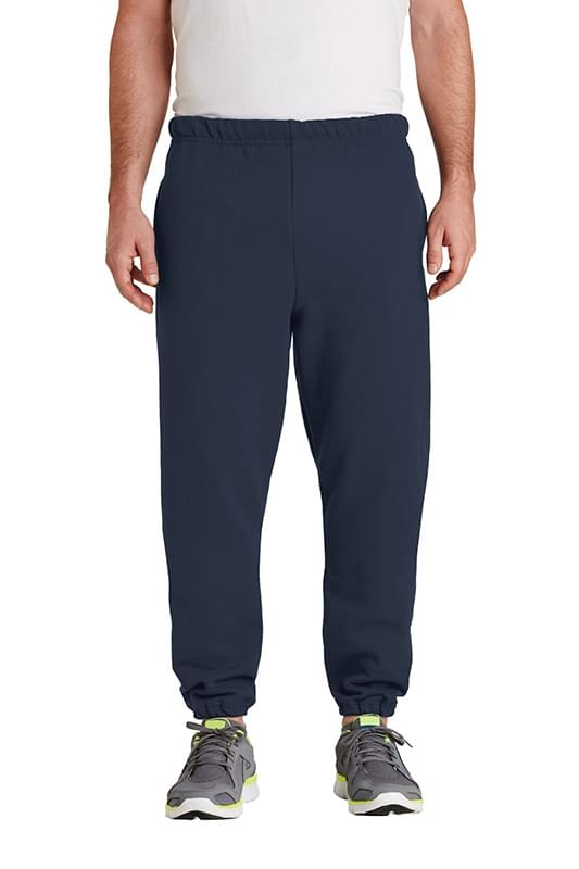 JERZEES ®  SUPER SWEATS ®  NuBlend ®  - Sweatpant with Pockets.  4850MP
