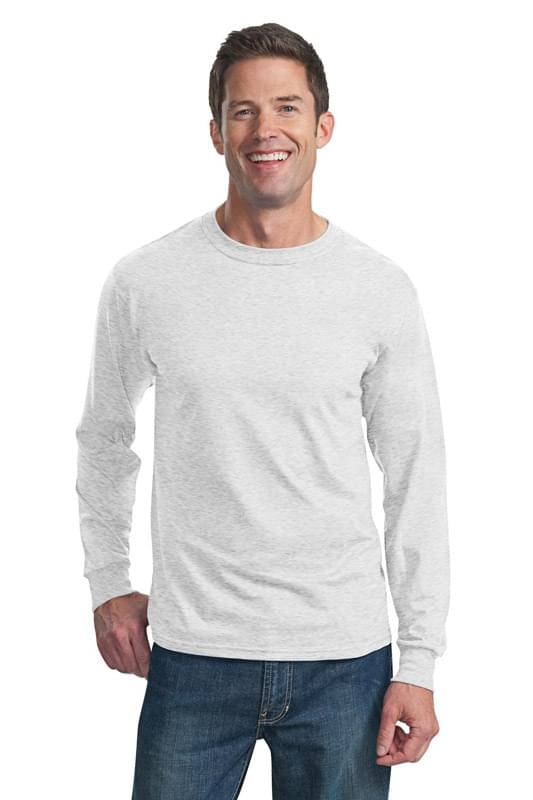 Fruit of the Loom ®  HD Cotton ™  100% Cotton Long Sleeve T-Shirt. 4930