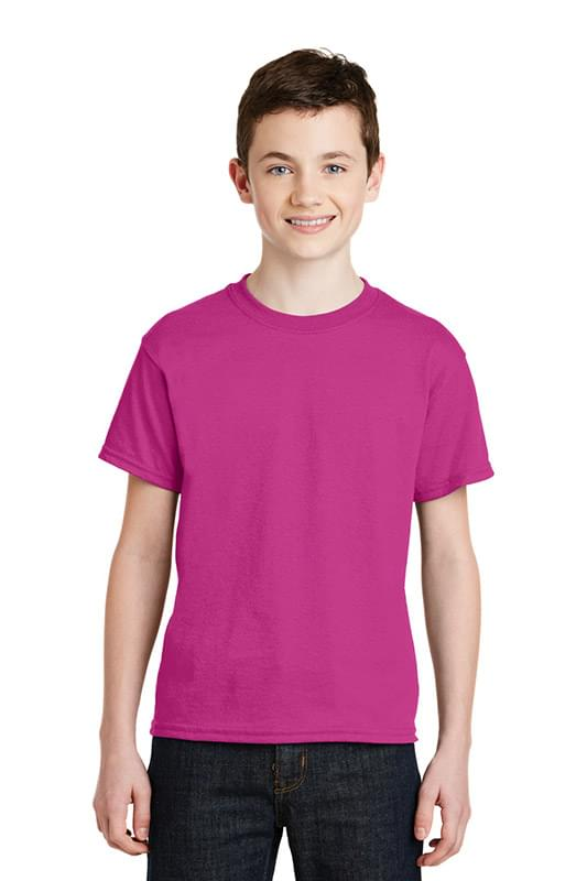 Gildan ®  - Youth DryBlend ®  50 Cotton/50 Poly T-Shirt.  8000B
