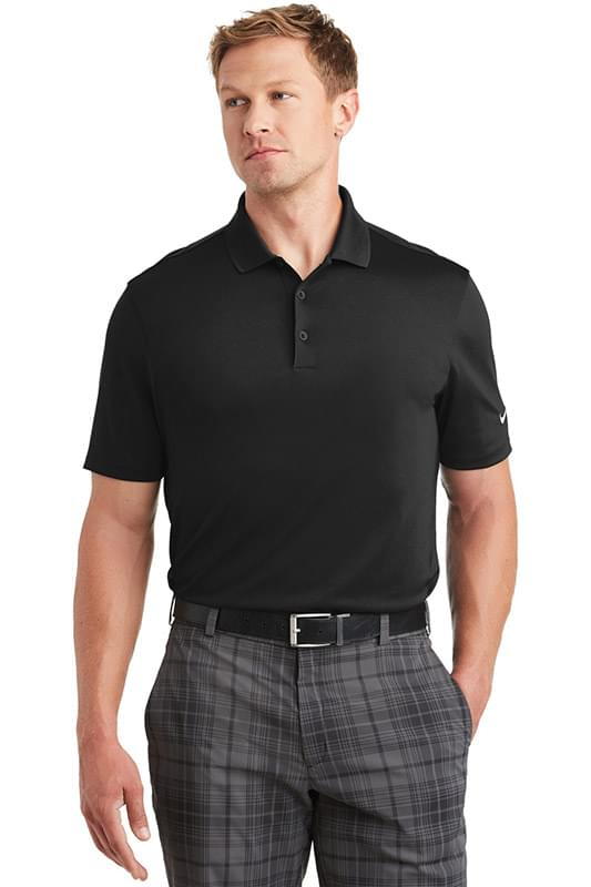 Nike Dri-FIT Classic Fit Players Polo with Flat Knit Collar. 838956
