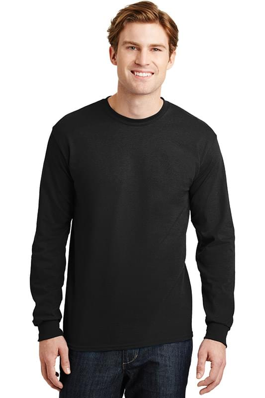 Gildan ®  - DryBlend ®  50 Cotton/50 Poly Long Sleeve T-Shirt. 8400