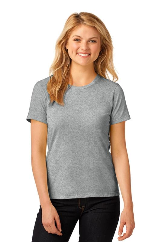 Anvil ®  Ladies 100% Combed Ring Spun Cotton T-Shirt. 880