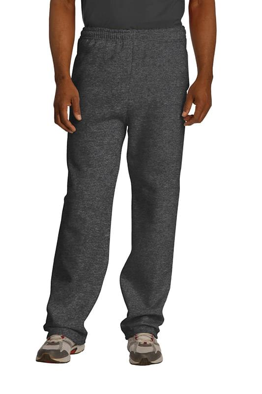 JERZEES ®  NuBlend ®  Open Bottom Pant with Pockets. 974MP