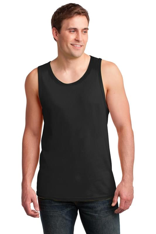 Anvil ®  100% Combed Ring Spun Cotton Tank Top. 986