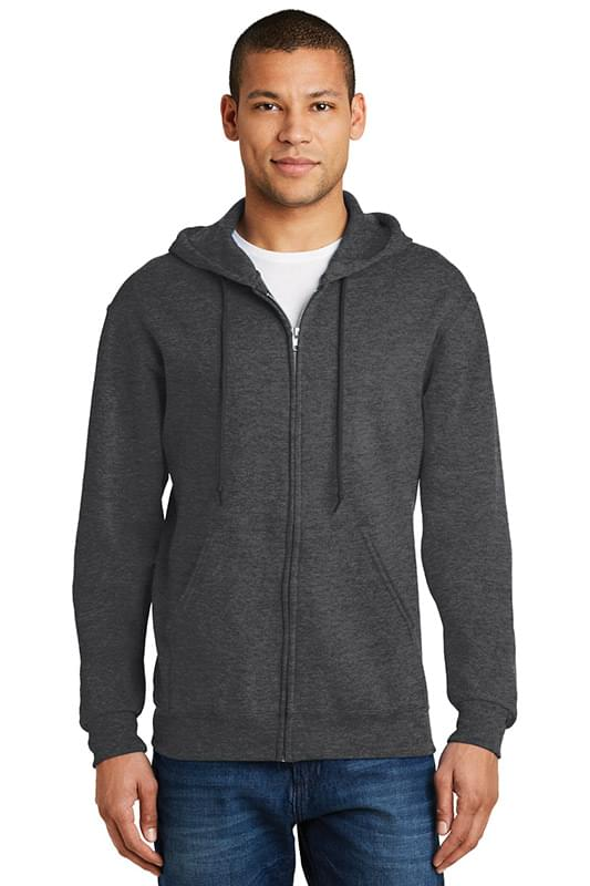JERZEES ®  - NuBlend ®  Full-Zip Hooded Sweatshirt.  993M