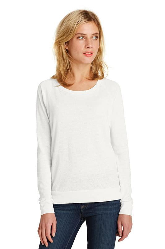 Alternative Women's Eco-Jersey ™  Slouchy Pullover. AA1990