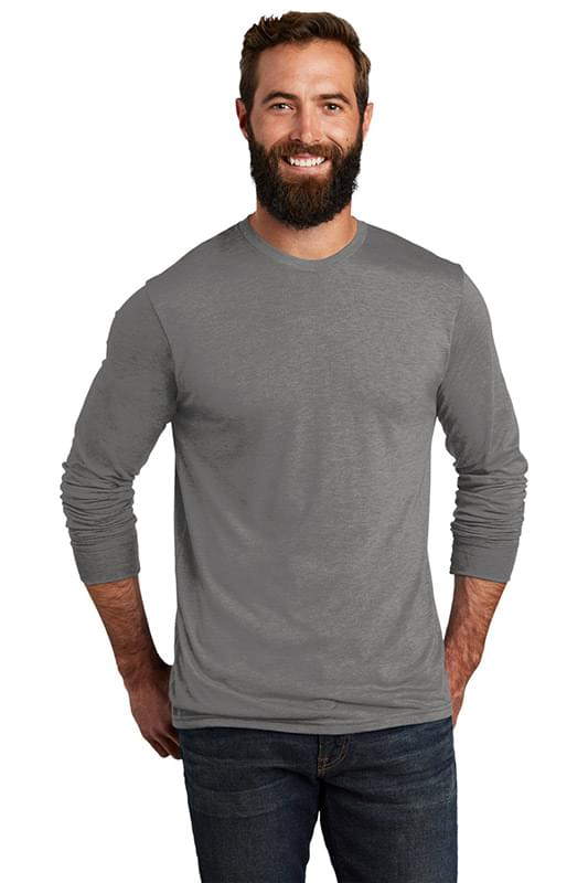 Allmade  ®  Unisex Tri-Blend Long Sleeve Tee AL6004