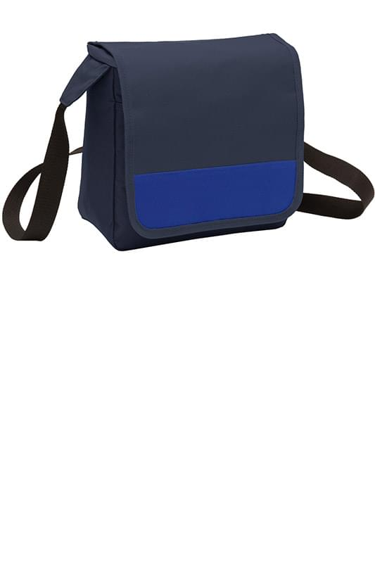 Port Authority ®  Lunch Cooler Messenger. BG753