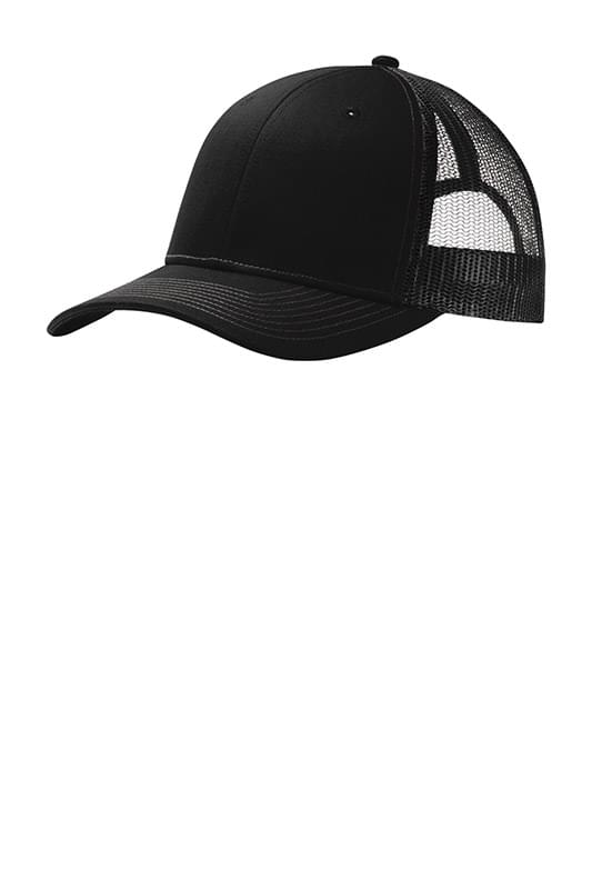 Port Authority ®  Snapback Trucker Cap. C112