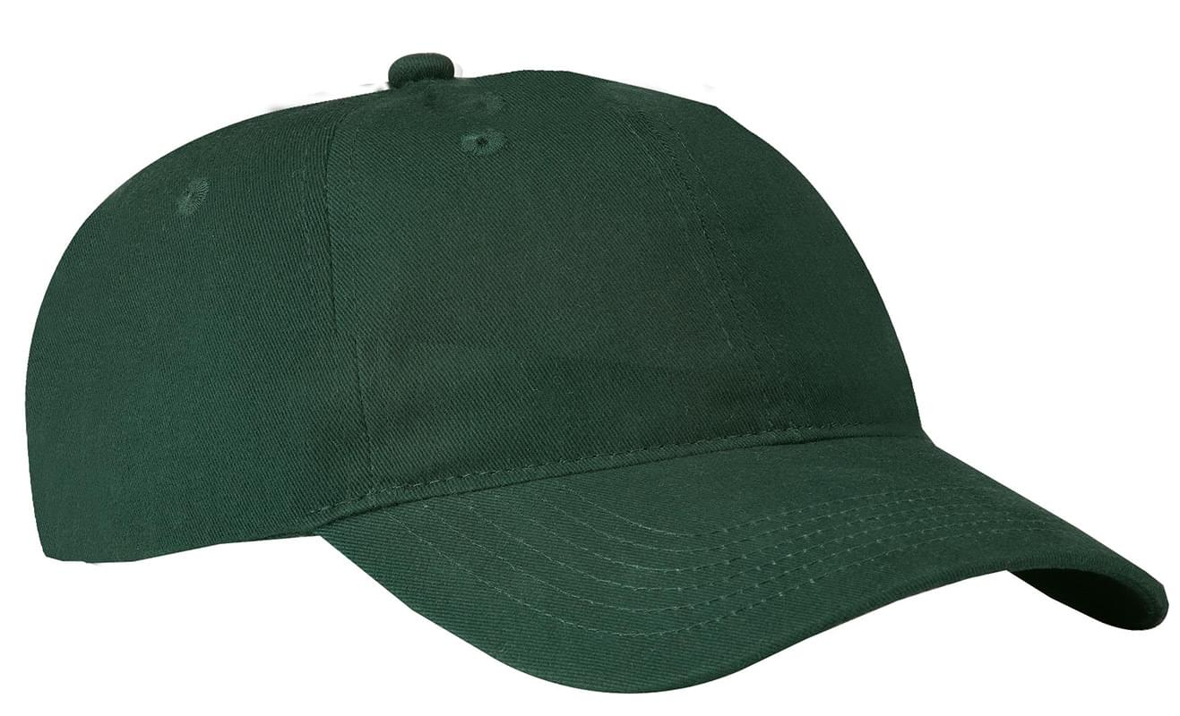 Port & Company ®  Brushed Twill Low Profile Cap.  CP77