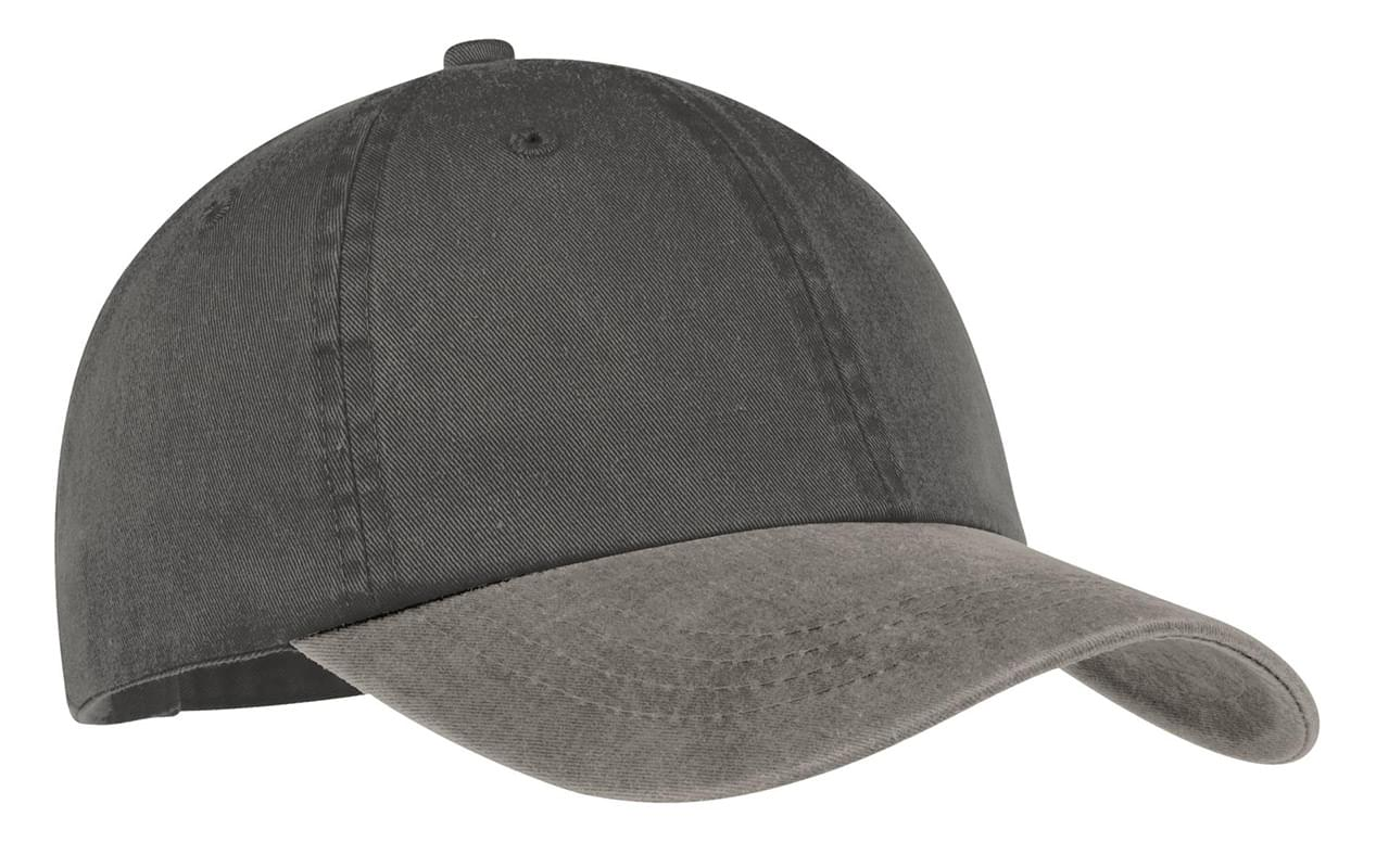 Port & Company ®  -Two-Tone Pigment-Dyed Cap.  CP83