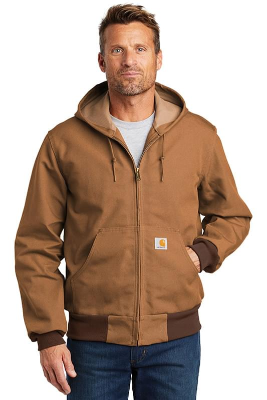 Carhartt  ®  Thermal-Lined Duck Active Jac. CTJ131