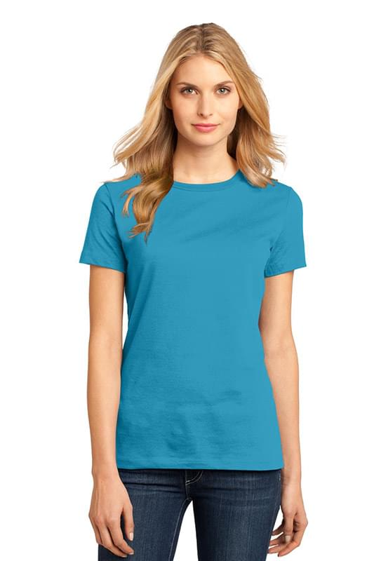 District ®  Women's Perfect Weight ® Tee. DM104L