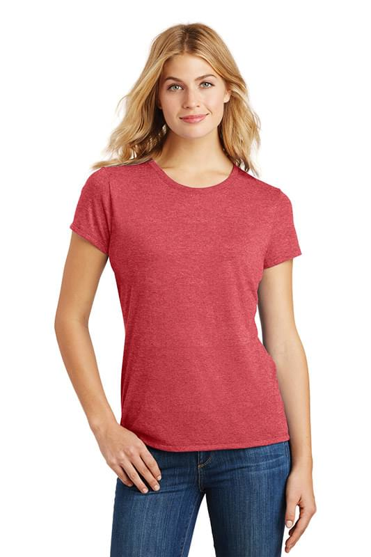District  ®  Women's Perfect Tri ®  Tee. DM130L