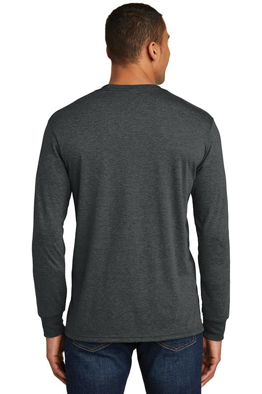 District ®  Perfect Tri ®  Long Sleeve Tee . DM132