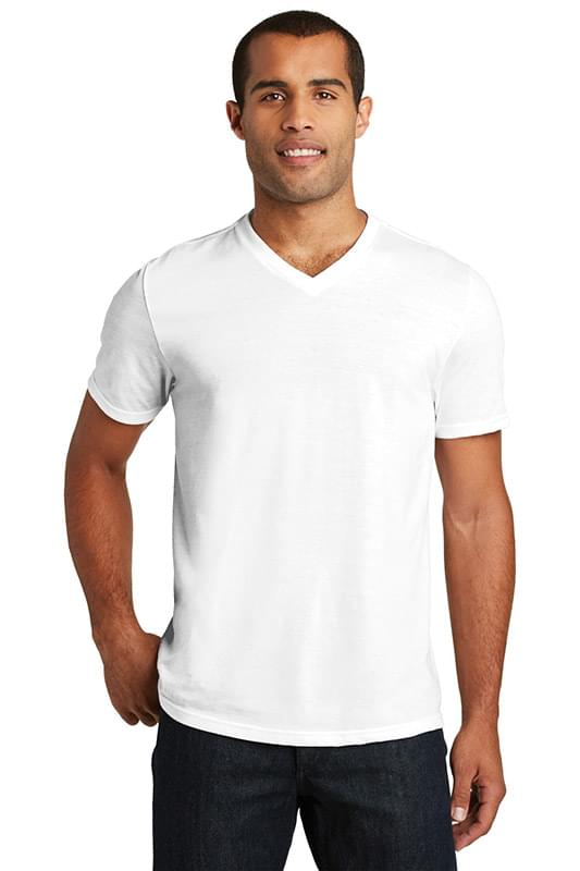 District  ®   Perfect Tri ®  V-Neck Tee. DT1350