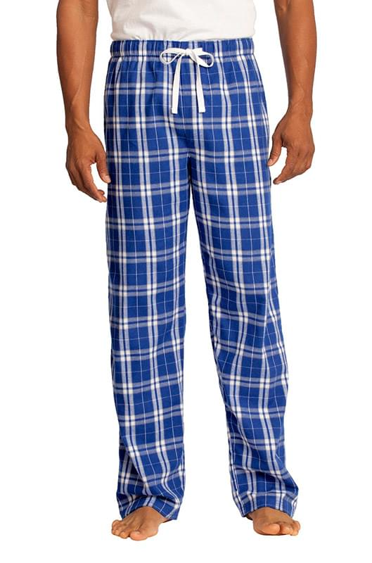 District ®  Flannel Plaid Pant. DT1800