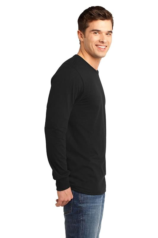 District ®  - Young Mens The Concert Tee ®  Long Sleeve. DT5200