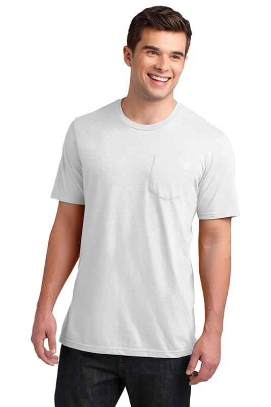 District ®  Very Important Tee ®  with Pocket. DT6000P