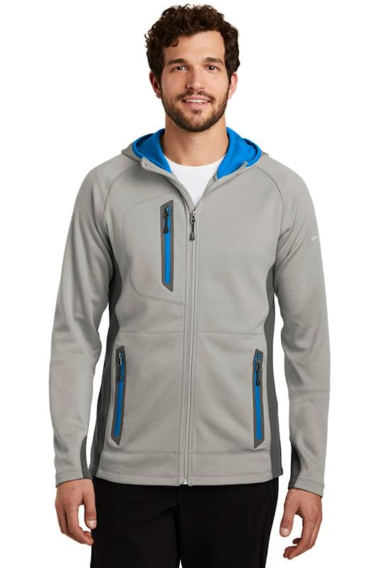Eddie Bauer  ®  Sport Hooded Full-Zip Fleece Jacket. EB244