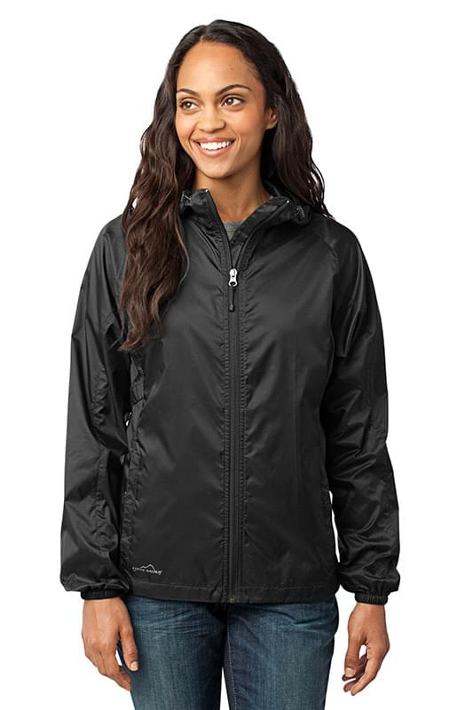 Eddie Bauer ®  - Ladies Packable Wind Jacket. EB501