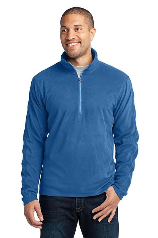Port Authority ®  Microfleece 1/2-Zip Pullover. F224