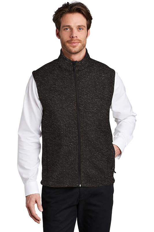 Port Authority  ®  Sweater Fleece Vest F236