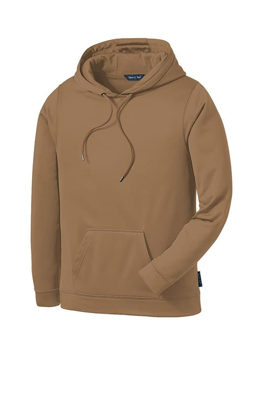 Sport-Tek ®  Sport-Wick ®  Fleece Hooded Pullover.  F244
