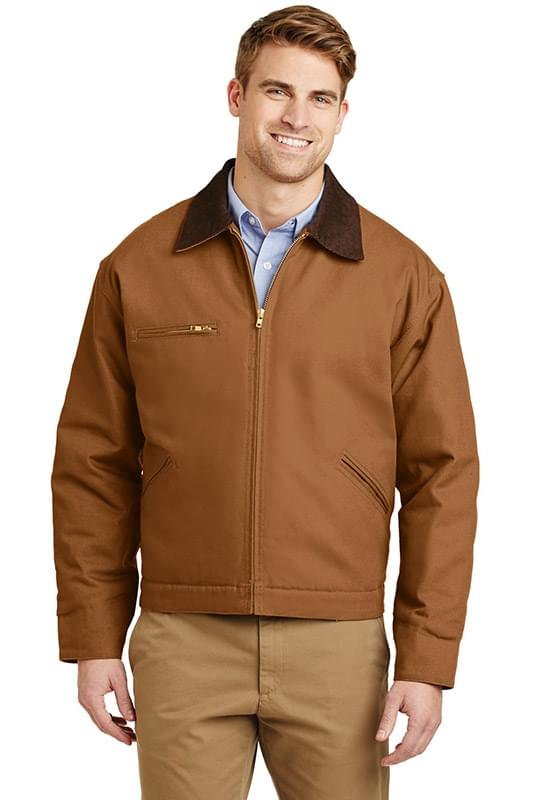 CornerStone ®  - Duck Cloth Work Jacket.  J763
