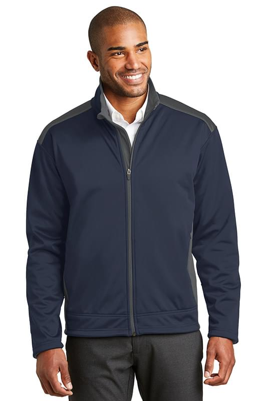 Port Authority ®  Two-Tone Soft Shell Jacket.  J794