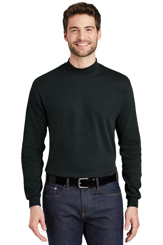Port Authority ®  Interlock Knit Mock Turtleneck.  K321