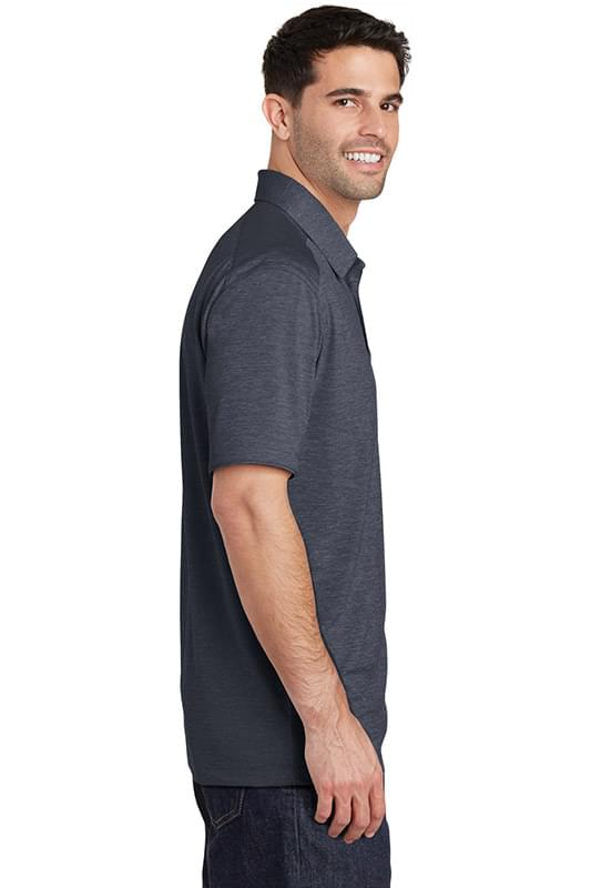 Port Authority ®  Digi Heather Performance Polo. K574