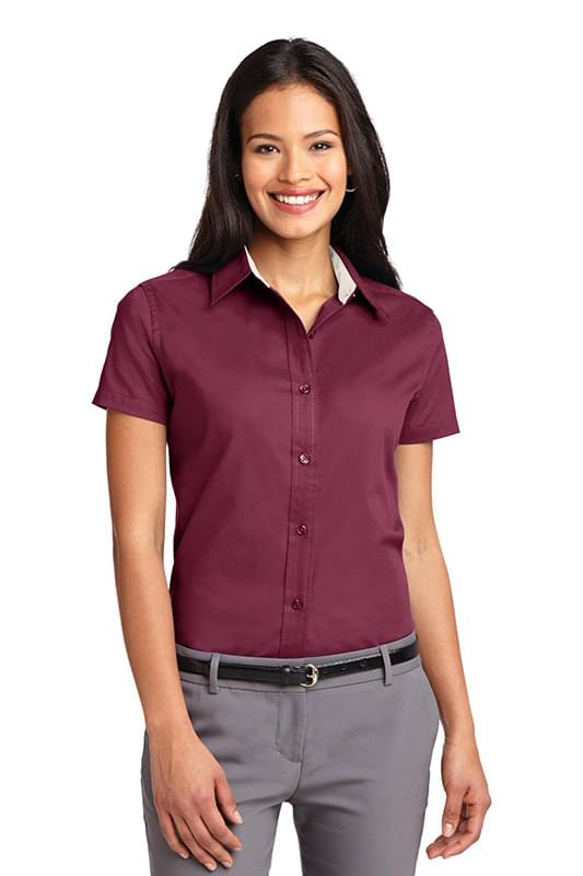 Port Authority ®  Ladies Short Sleeve Easy Care  Shirt.  L508