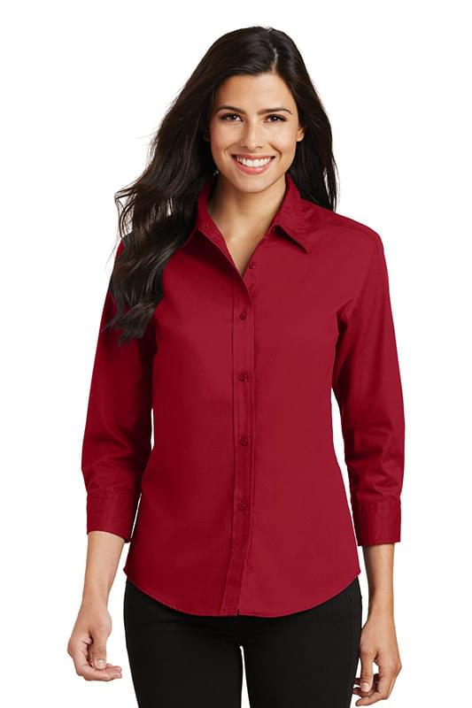 Port Authority ®  Ladies 3/4-Sleeve Easy Care Shirt. L612