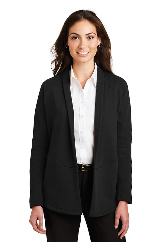 Port Authority ®  Ladies Interlock Cardigan. L807