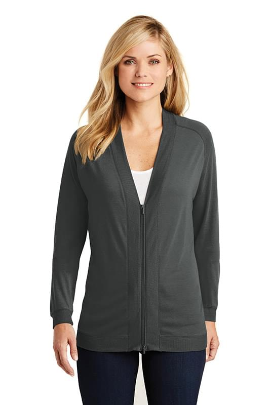 Port Authority ®  Ladies Concept Bomber Cardigan. LK5431