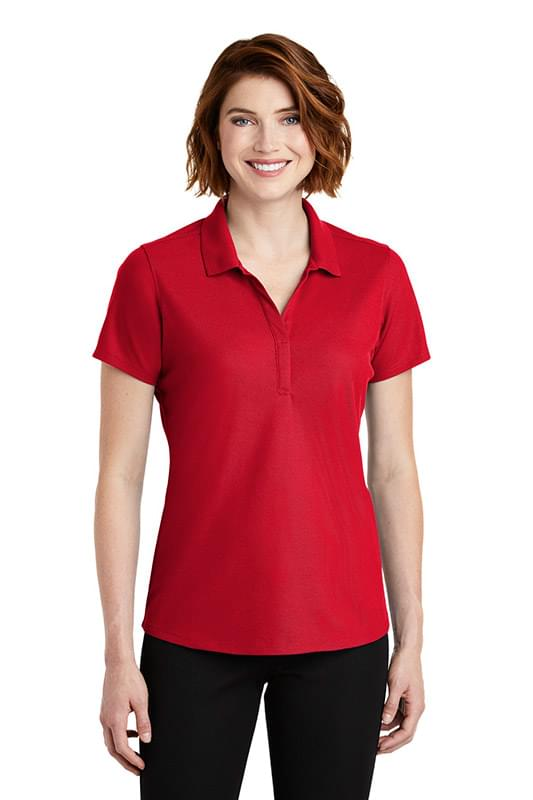 Port Authority  ®  Ladies EZPerformance  ™  Pique Polo. LK600