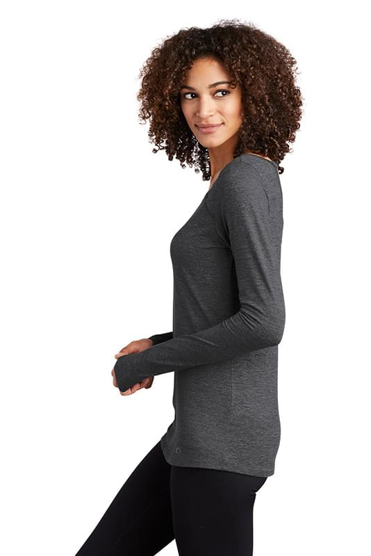 OGIO  ®  ENDURANCE Ladies Force Long Sleeve Tee LOE340