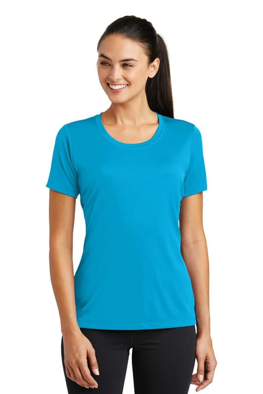 Sport-Tek ®  Ladies PosiCharge ®  Tough Tee ™ . LST320