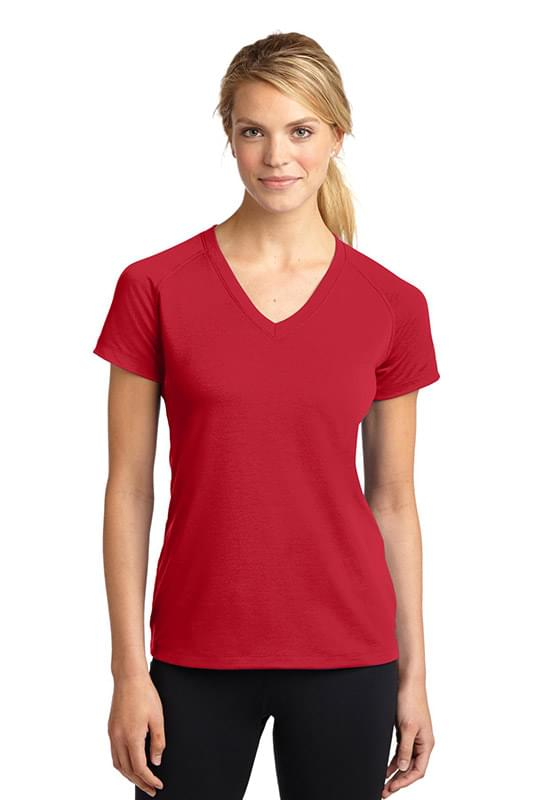 Sport-Tek ®  Ladies Ultimate Performance V-Neck. LST700