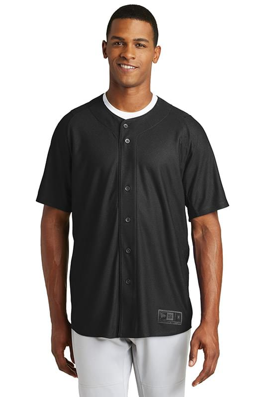 New Era  ®  Diamond Era Full-Button Jersey. NEA220