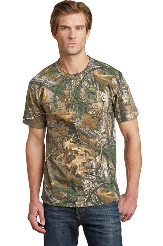 Russell Outdoors ™  - Realtree ®  Explorer 100% Cotton T-Shirt. NP0021R