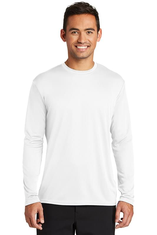 Port & Company  ®  Long Sleeve Performance Tee. PC380LS