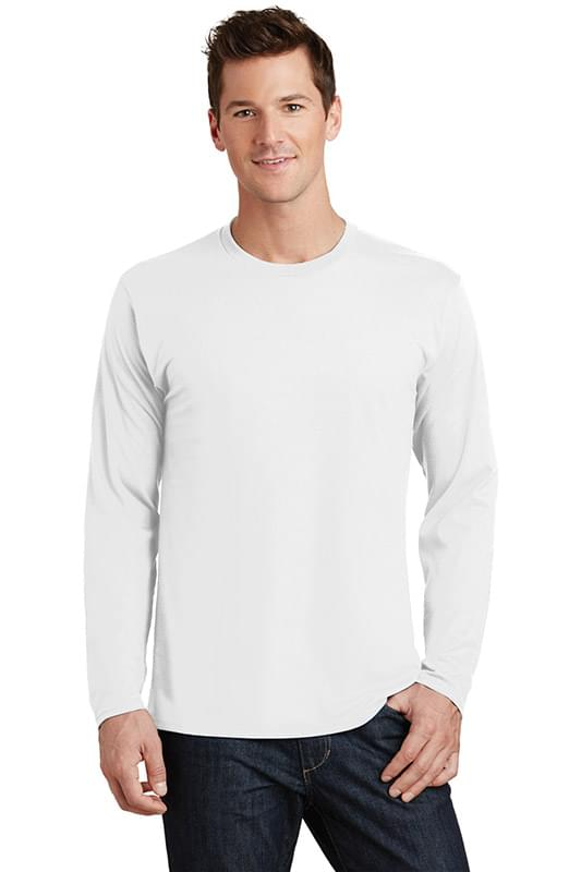 Port & Company ®  Long Sleeve Fan Favorite Tee. PC450LS