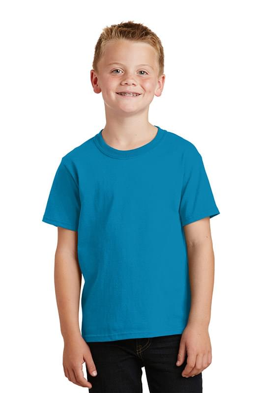 Port & Company ®  - Youth Core Cotton Tee. PC54Y