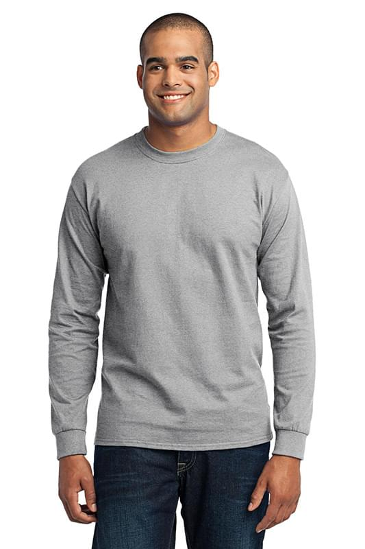 Port & Company ®  - Long Sleeve Core Blend Tee. PC55LS