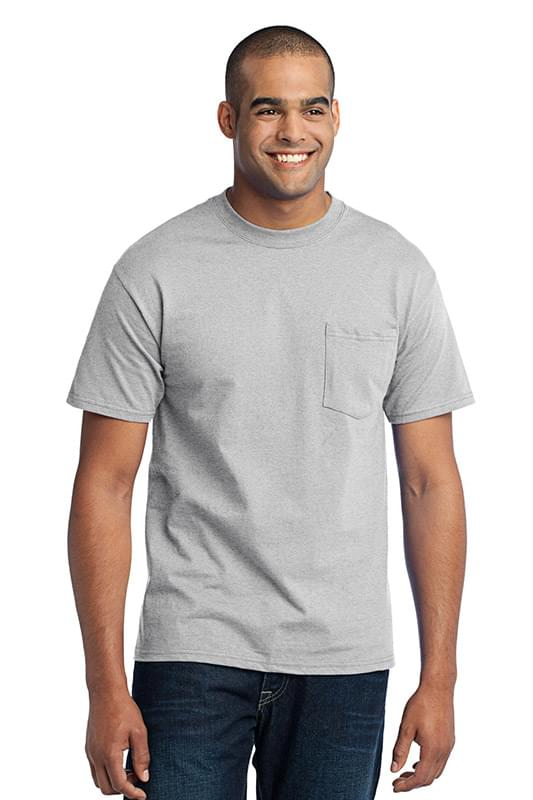 Port & Company ®  - Core Blend Pocket Tee. PC55P